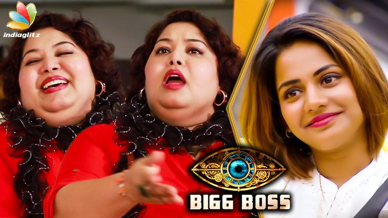 Bigg Bossoda Girlfriend Aishwarya : Aarthi Funny Interview   Mumtaj   Tamil Promo