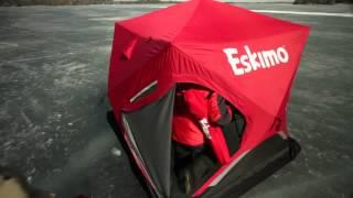 Палатки для зимней рыбалки eskimo