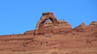 Grand Circle Tour I - Ep 16 - Arches National Park #2: to Delicate Arch