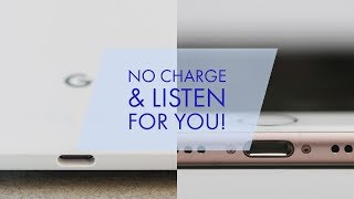 RANT: Pay To Charge And Listen To Music At The Same Damn Time | Pixel 2, iPhone 8/X
