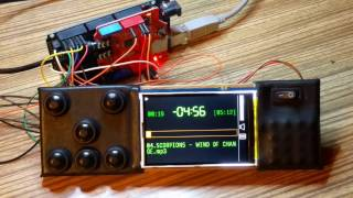 Arduino Pro Mini TDA7313 NE572 HT8950 MSGEQ7 140W Processor