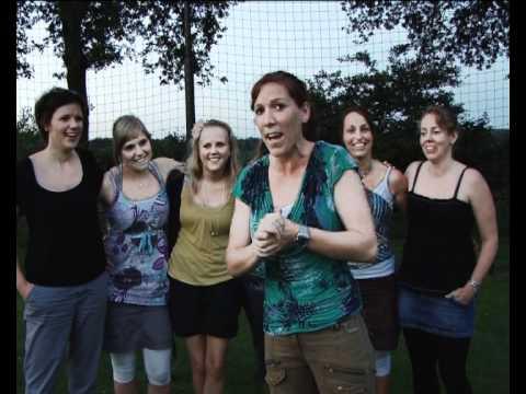 Dames Wilbertoord 27 06 2011