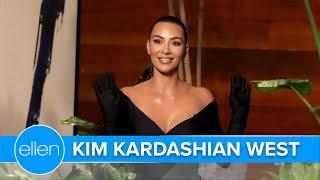 Kim Kardashian West is a Carpool Mom