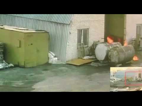 Прокуратура начала проверку по факту возгорания ангаров в Кинеле