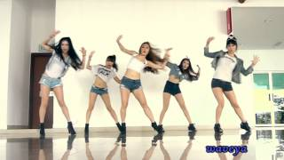 Girls' Generation_I GOT A BOY_cover dance Waveya Korea dance group