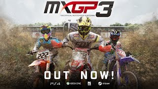 Bring racing to the next level MXGP3 is Available Now
