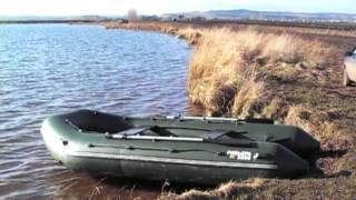 первое плавание лодки Ривьера 3800ск с мотором SEA-PRO OTH9.9