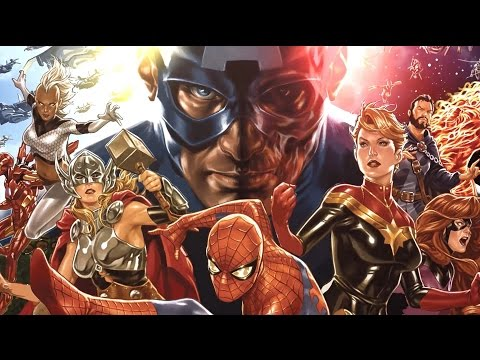 Secret Empire Teaser Trailer | MTW