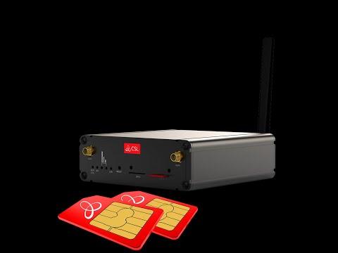CSL Router range