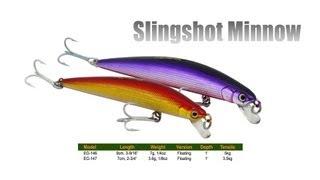 Воблеры strike pro slingshot minnow