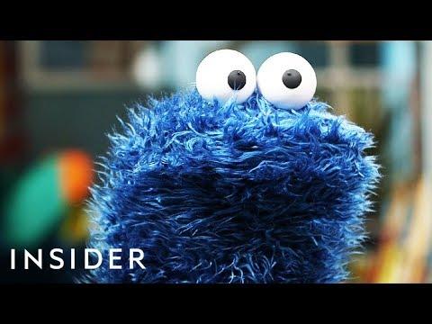 Behind the Scenes of Sesame Street
