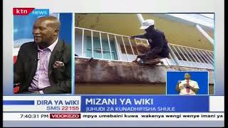 Mizani ya wiki: Kanisa la Mavuno na shughuli za kupaka rangi shule