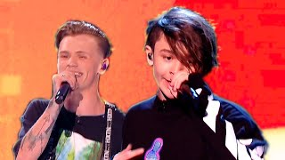 Bars And Melody: Lighthouse LIVE On BGT: The Champions (51019)