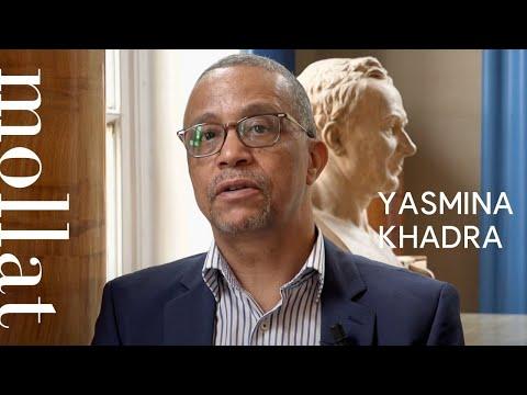 Vidéo de Yasmina Khadra