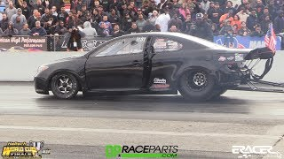 Outlaw vs Extreme Qualifying Round 3   WCF - Import vs Domestic 2017 at MDIR   ERacer