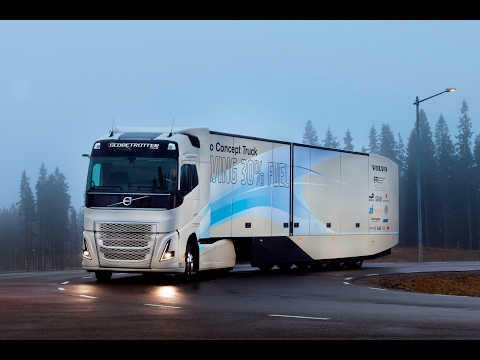 Video bij: Meer details over Volvo's hybridetruck