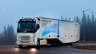Volvo Trucks - Introducing the Volvo Concept Truck featuring a hybrid powertrain | Kholo.pk