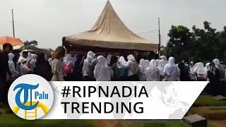 Siswi SMP Meninggal di Sekolah, #RIPNADIA Trending di Twitter