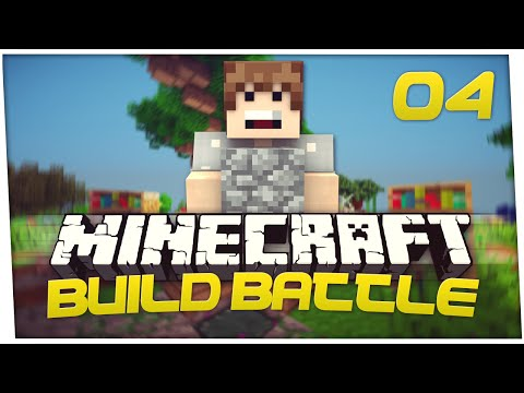 Build Battle #04 w/ JozefGaming