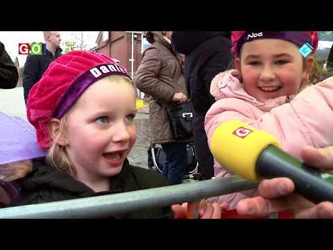 Sinterklaas intocht Winschoten (VIDEO) - RTV GO! Omroep Gemeente Oldambt