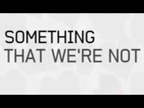 Demi Lovato - Something That We're Not (Lyric Video)