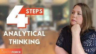 Analytical Thinking in 4 Steps
