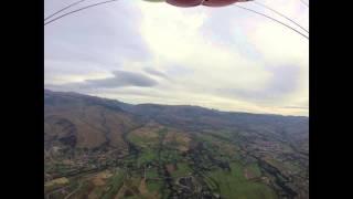 preview picture of video 'Timelapse del vol en globus del 20 de setembre de 2014'