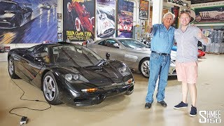 JAY LENO'S GARAGE TOUR!