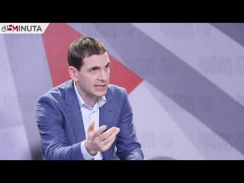 Miloš Jovanović DSS: Ulazimo u Savez, ako Vučić počne da bije