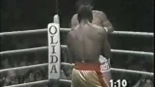 Julio Cesar Chavez Vs. Rocky Lockridge [25]