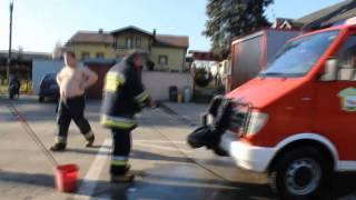 preview picture of video 'OSP Wola #130 Zwykli ludzie - my - po akcji'