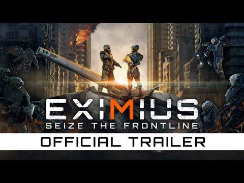 Trailer de Eximius: Seize the Frontline