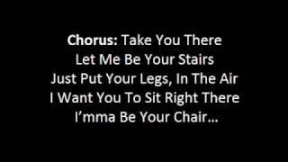 Chris Brown ft Lonnie Bereal & Teyana Taylor - Favor with Lyrics on Screen