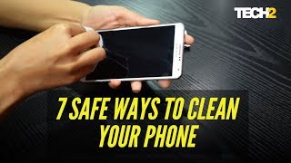 How to Clean Your Phone Safely in Under 15 minutes | Tech2 Science