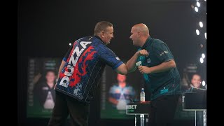 "Glen Durrant on victory over Rob Cross: ""I feel like I can beat anybody on one given night"""