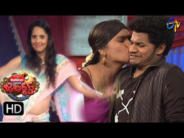 Jabardasth – 23rd November 2017 – Full Episode | ETV Telugu