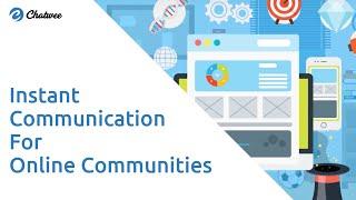 Chatwee Social Chat Widget video