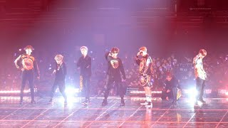 We are Bulletproof pt.2 @BTS FANMEETING 5TH MUSTER MAGIC SHOP 5기 머스터 4k