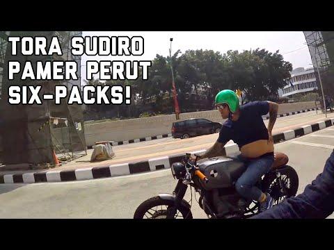 Biker Profile - Tora Sudiro #BMWr75 #MotoVLog
