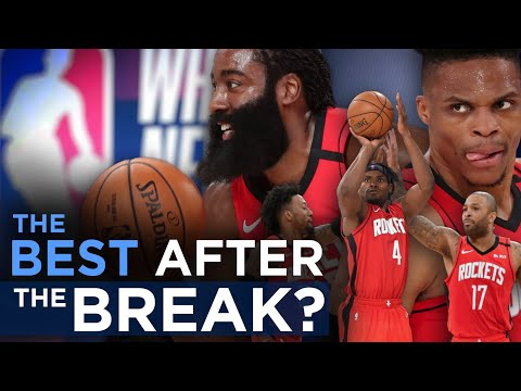 3 reasons the Rockets are the best team after the break