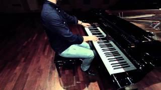 Norwegian jazz pianist, Eyolf Dale - Prolleprepp (solo piano)