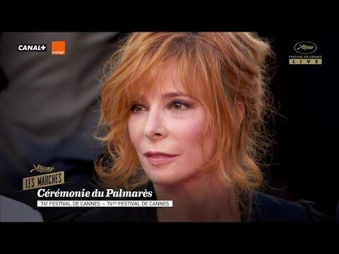 Mylène Farmer - Tapis rouge, Cérémonie de clôture du Festival de Cannes (17/07/2021) [Intégral Edit]
