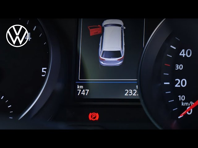 Electric Parking Brake/Autohold easy to understand