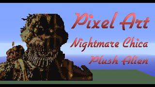 Minecraft Pixel Art Speed Build — Browardcountymedicalassociation