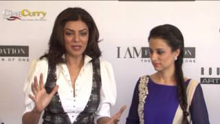 Rouble Nagi And Sushmita Sen Cohost Power Luncheon For Women In Mumbai