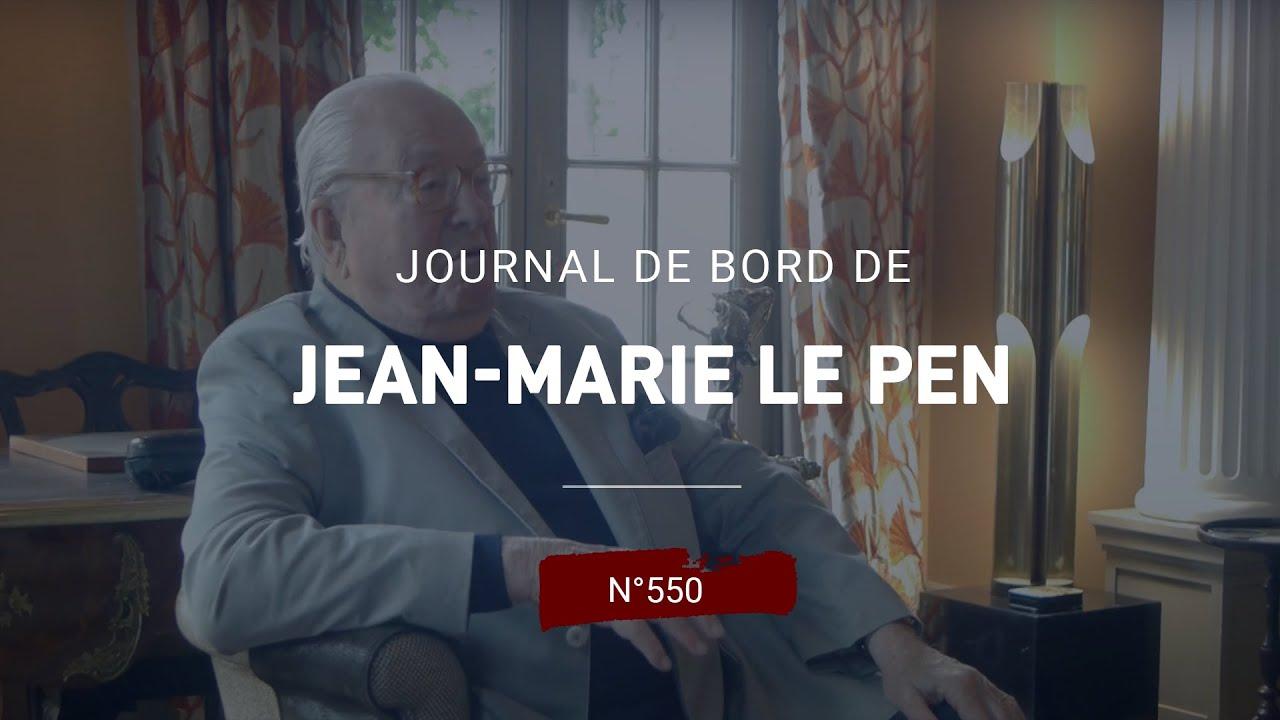 Journal de bord n°550
