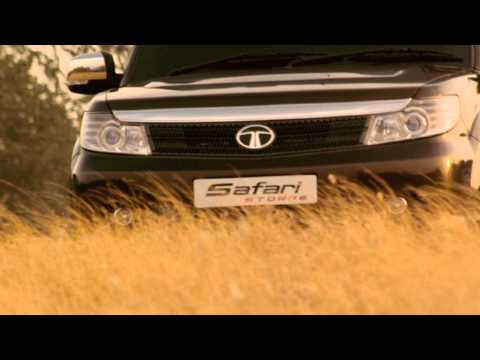 Unveiling of the all new Tata Safari Storme