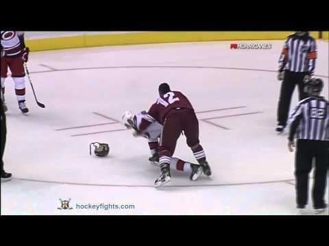 Jay Harrison vs Paul Bissonnette