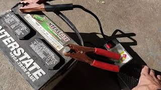 """Recordbreaker ! The """"BEST"""" car battery EVER made !"""