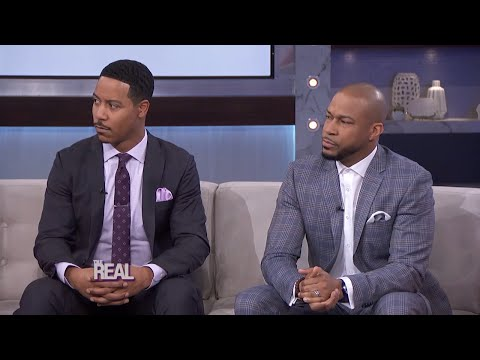 Brian White and Finesse Mitchell Talk 'Media'